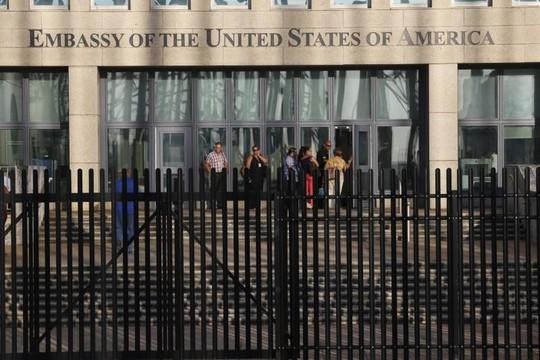 Nga bị nghi gây bệnh bí ẩn cho các nhà ngoại giao Mỹ - Ảnh 1.