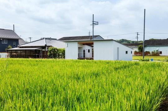 Học cách thiết kế ngôi nhà cấp 4 tiện nghi của người Nhật - Ảnh 1.