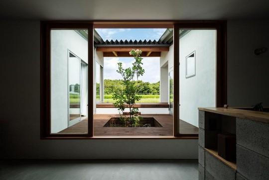 Học cách thiết kế ngôi nhà cấp 4 tiện nghi của người Nhật - Ảnh 11.