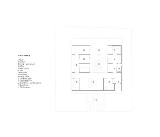 Học nhữngh thiết kế ngôi nhà cấp 4 tiện nghi của người Nhật - Ảnh 13.