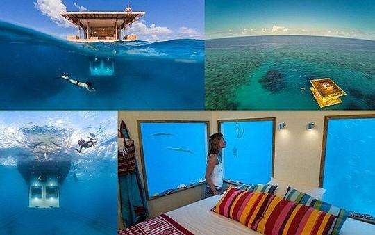 Khám phá những địa điểm nghỉ dưỡng độc đáo nhất trên thế giới - Ảnh 1.
