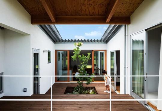 Học cách thiết kế ngôi nhà cấp 4 tiện nghi của người Nhật - Ảnh 6.