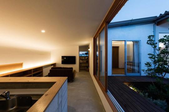 Học cách thiết kế ngôi nhà cấp 4 tiện nghi của người Nhật - Ảnh 7.