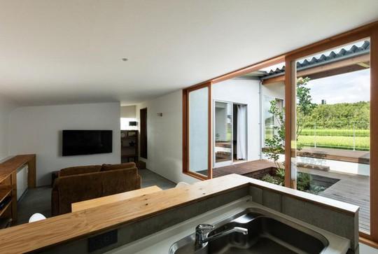 Học nhữngh thiết kế ngôi nhà cấp 4 tiện nghi của người Nhật - Ảnh 8.