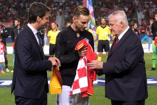 Á quân thế giới Croatia thua thảmTây Ban Nha tại Nations League - Ảnh 2.