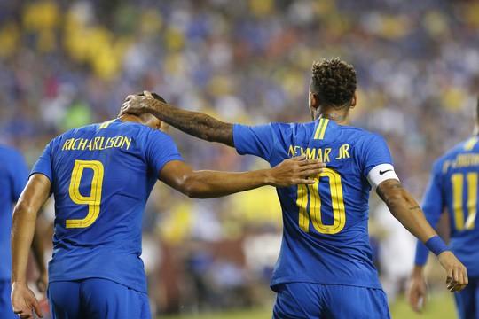 Brazil vùi dập El Salvador, Argentina bị Colombia cầm chân ở Mỹ - Ảnh 2.