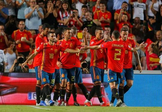 Á quân thế giới Croatia thua thảmTây Ban Nha tại Nations League - Ảnh 6.