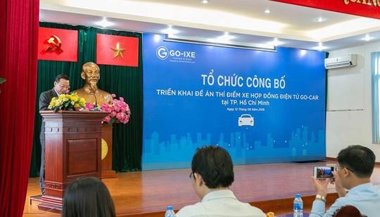 Ứng dụng gọi xe của người Việt tự tin cạnh tranh với Grab, Go-viet - Ảnh 1.