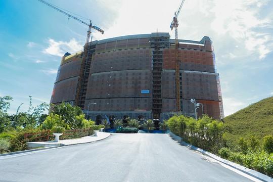 Cận cảnh tiến độ dự án 10.000 tỉ đồng tại Hạ Long - Ảnh 4.