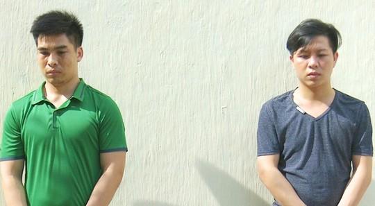 Hai tên cướp từ Hải Phòng về miền Tây hành nghề táo tợn - Ảnh 1.