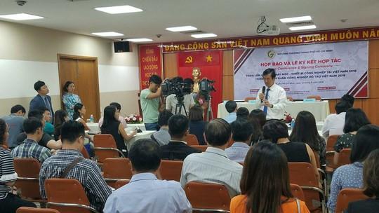 Triển lãm sản phẩm công nghiệp hỗ trợ Việt Nam