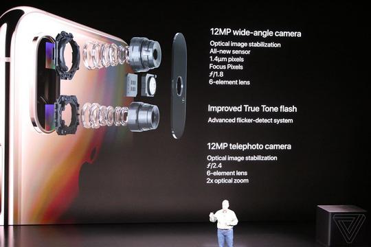 Đã mắt có iPhone XR, XS và XS Max vừa được Apple tung ra phân khúc - Ảnh 2.
