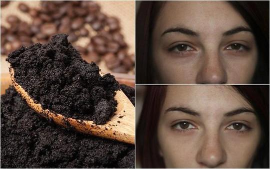 Công dụng làm đẹp không ngờ từ bã cà phê - Ảnh 2.