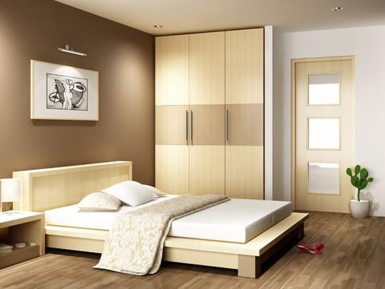 Thiết kế hiện đại, thông minh cho phòng ngủ nhỏ dưới 10m2 - Ảnh 2.