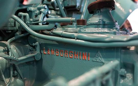 Máy kéo Lamborghini rao bán 19.500 USD - Ảnh 5.