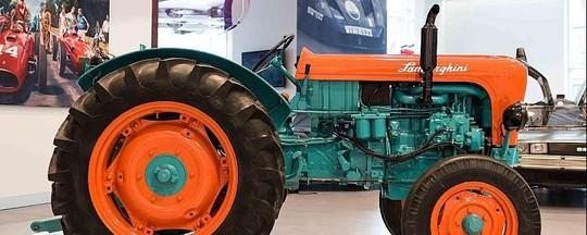 Máy kéo Lamborghini rao bán 19.500 USD - Ảnh 6.