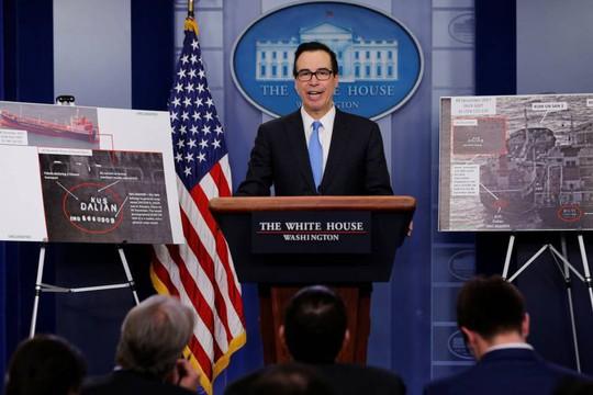 Mỹ trừng phạt CEO Triều Tiên cùng doanh nghiệp Trung Quốc, Nga - Ảnh 1.