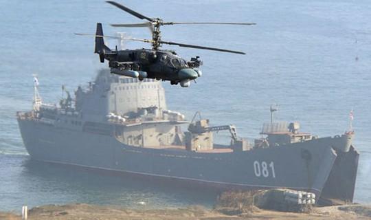 Lầu Năm Góc nóng mặt với tàu chiến Nga, Mỹ triển khai F-35 tới Syria? - Ảnh 1.