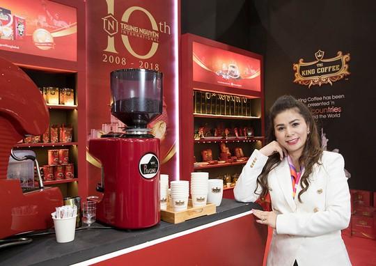 Giấc mơ mang tên cà phê của bà Lê Hoàng Diệp Thảo - Ảnh 1.
