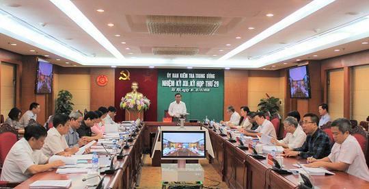 Đề nghị khai trừ Đảng nguyên chủ tịch Đà Nẵng Trần Văn Minh - Ảnh 1.