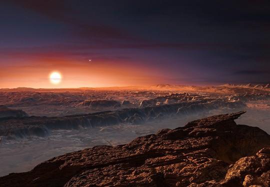 Phát hiện hành tinh có thể ở được rất gần trái đất - Ảnh 1.