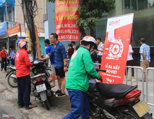 Sau TP HCM, Hà Nội trở thành chiến trường mới của Go-Viet và Grab - Ảnh 2.