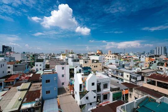 3 ngôi nhà xếp chồng độc đáo ở Việt Nam - Ảnh 10.