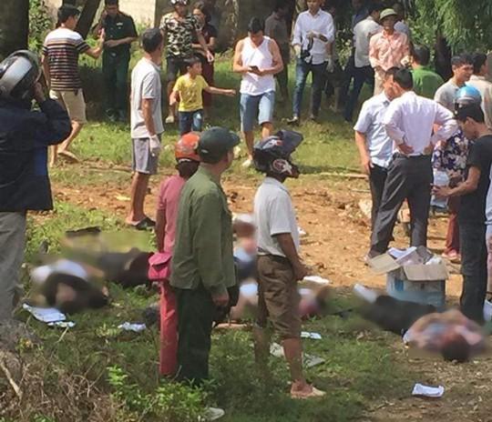 Tai nạn thảm khốc xe bồn tông xe khách xuống vực: 11 người chết, 4 người bị thương - Ảnh 6.