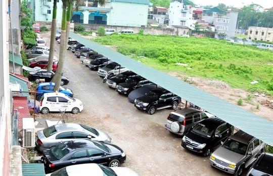 Đà Nẵng đầu tư 5 bãi đỗ xe tạm đường ven biển - Ảnh 1.