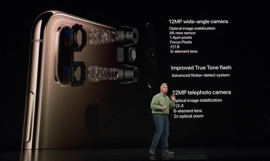 Apple đã tự sướng về camera iPhone XS như thế nào? - Ảnh 1.