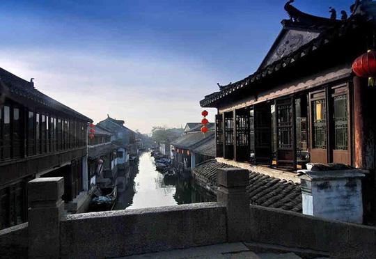 10 cổ trấn Trung Quốc đẹp như phim - Ảnh 1.
