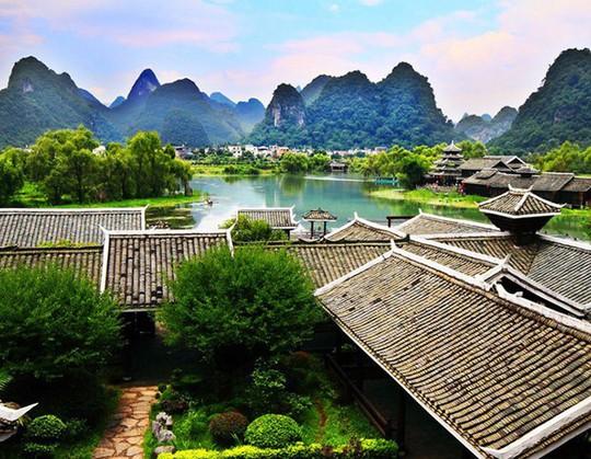 10 cổ trấn Trung Quốc đẹp như phim - Ảnh 6.
