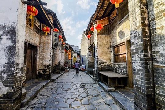 10 cổ trấn Trung Quốc đẹp như phim - Ảnh 9.