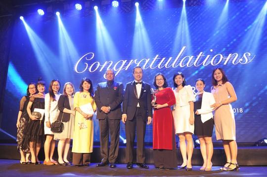 SASCO được vinh danh Nơi làm việc tốt nhất châu Á 2018 - Ảnh 3.