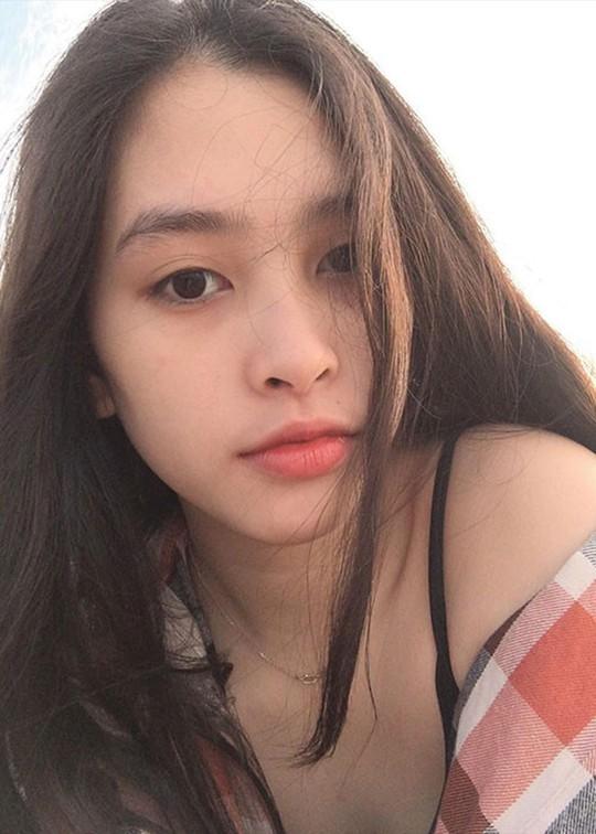 Cận cảnh nhan sắc Tân Hoa hậu Việt Nam 2018 Trần Tiểu Vy - ảnh 7