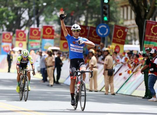 David van Eerd đoạt Áo vàng chung cuộc Cúp Tôn Hoa Sen - Ảnh 4.