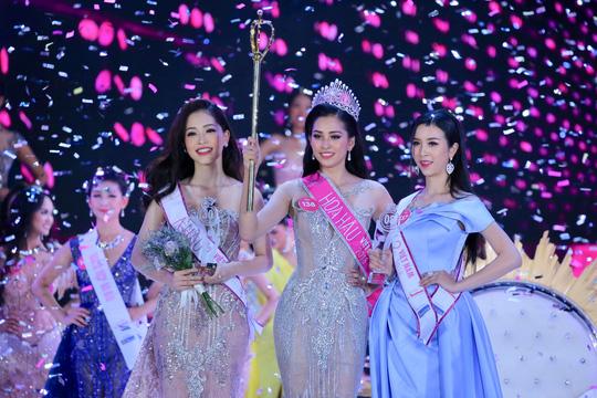 Trần Tiểu Vy: Hoa hậu Việt Nam 2018 - Ảnh 1.