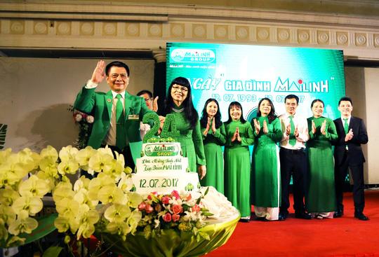 Mai Linh vẫn đang nợ BHXH TP HCM gần 100 tỉ đồng - Ảnh 1.