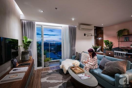 Thiết kế phòng khách thông minh cho căn hộ 60 m2 - Ảnh 1.