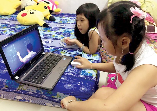 Dạy trẻ cách sử dụng internet an toàn - Ảnh 1.