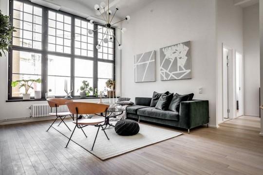 Thiết kế phòng khách thông minh cho căn hộ 60 m2 - Ảnh 4.