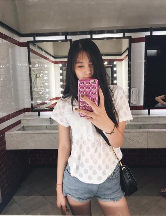Áp lực của hoa hậu Việt Nam 2018 Trần Tiểu Vy - Ảnh 3.