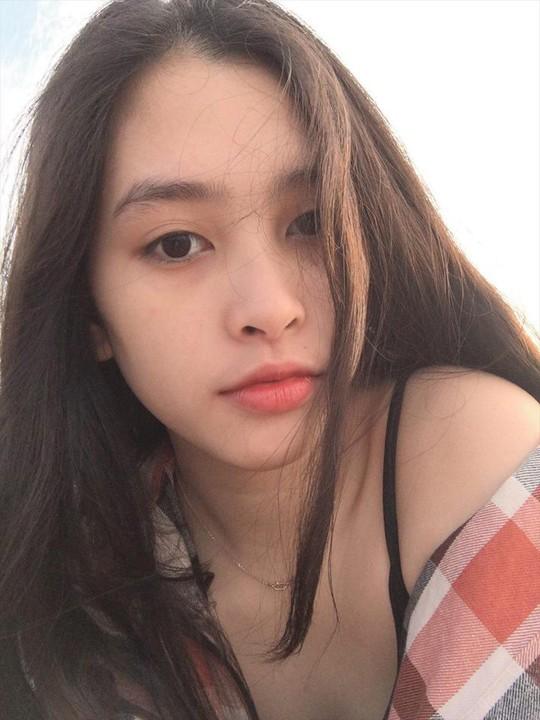 Áp lực của hoa hậu Việt Nam 2018 Trần Tiểu Vy - Ảnh 5.