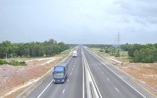 Cơ bản thông toàn tuyến cao tốc Bắc - Nam vào năm 2021 - Ảnh 1.