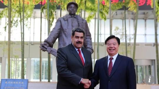 Venezuela nhận 5 tỉ USD từ Trung Quốc để cứu nền kinh tế - Ảnh 2.