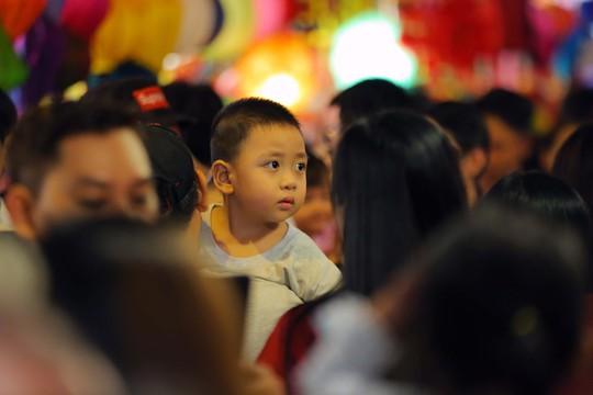 Phố lồng đèn Sài Gòn ngộp thở trước Tết Trung thu - Ảnh 6.