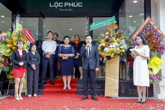 Ra mắt Trung tâm Kim hoàn Lộc Phúc và Siêu thị Trang sức cao cấp - Ảnh 3.