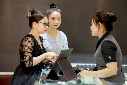 Ra mắt Trung tâm Kim hoàn Lộc Phúc và Siêu thị Trang sức cao cấp - Ảnh 4.