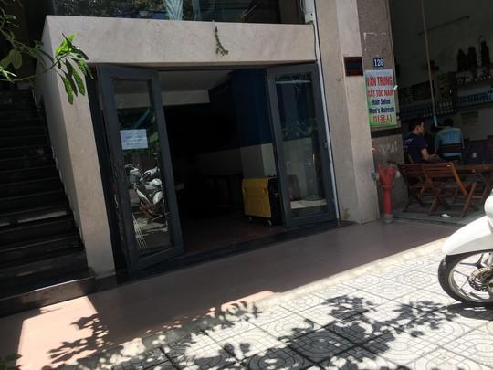 Khách sạn H. nơi gia đình anh V. và anh T. lưu trú trong cùng thời gian ngày 15/9 hiện đã thông báo tạm ngừng hoạt động