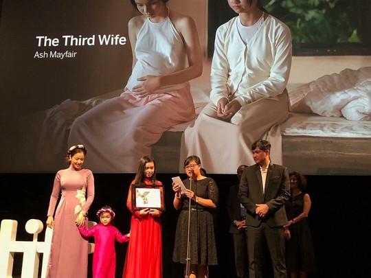 Maya tỏa sáng ở Liên hoan phim Toronto - Ảnh 1.